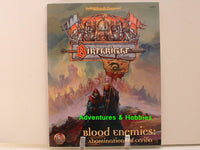 AD&D Birthright Blood Enemies Abomination of Cerilia DB