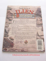 AD&D Birthright Players Secrets of Ilien Sealed Shrinkwrap TSR 3108 1995 DTg-D