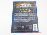 TSR AD&D Birthright Book of Priestcraft 1997 Dungeons & Dragons Fantasy CN