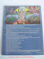 AD&D Descent into the Depths of the Earth D1-2 TSR 9059 1981 In Shrink CSh-S