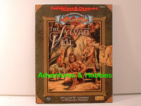 AD&D DragonLance Sylvan Veil Adventure TSR 11329 1999 KC