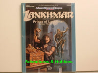 AD&D Prince of Lankhmar TSR 1991 D&D Sealed Shrinkwrap G7
