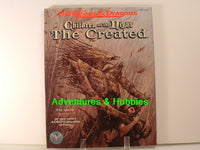 AD&D Ravenloft Children of the Night The Created Sealed TSR 11360 D&D