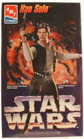 Star Wars Han Solo Vinyl Model Character Figure Kit AMT Ertl 8785