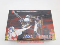 1:100 Macross Gerwalk Valkyrie VF-1A Anime Model Kit ARII 76058 CB