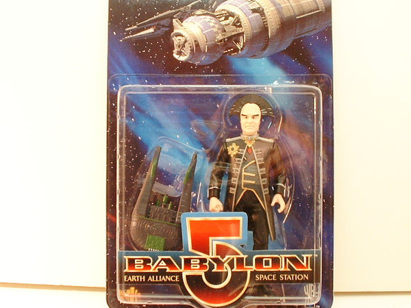B5 Babylon 5 Action Figure Londo Mollari New OOP CB