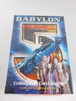 Babylon 5 Narn Starter Deck Collectible Card Game Premier Edition