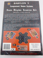 Babylon 5 Component Games System 2258 Narn Starter Kit OOP Sealed CO