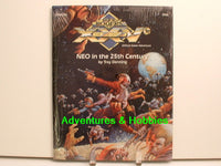 Buck Rogers NEO in the 25th Century TSR 3566 1990 H7 Sealed Shrinkwrap