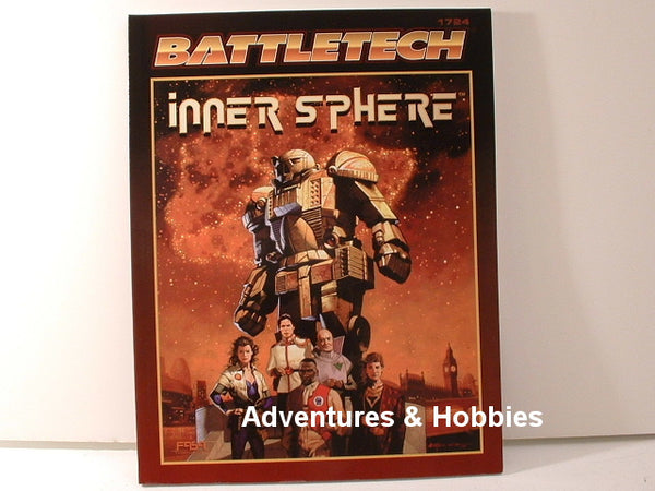 BattleTech MechWarrior Inner Sphere Sourcebook OOP New CC FASA
