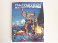 BattleTech Record Sheets 3055 & 3058 FASA 1694 1996 HR