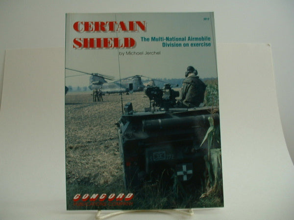 Concord Certain Shield Multi-National Military Reference Book 2012 IC