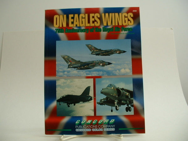 Concord On Eagle Wings 75th Anniversary RAF Military Ref 4008 IC