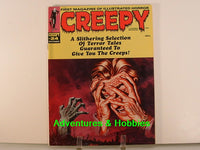 Creepy #24 Warren 1968 SciFi Horror Monster Comics K7