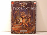 D&D D20 Slayer's Guide to Troglodytes OOP New Mongoose BC
