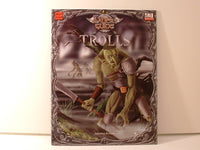 D&D D20 Slayer's Guide to Trolls New NMint OOP Mongoose AC