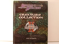 D20 Sword and Sorcery Creature Collection 2 Dark Menagerie EB