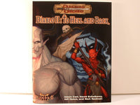 D&D D20 Diablo II To Hell and Back New OOP EB