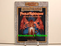 D&D Forgotten Realms Pool of Radiance New NMint OOP H7