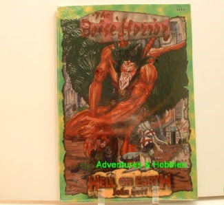 Deadlands HOE Boise Weird West Horror RPG New NMint Pinnacle F8
