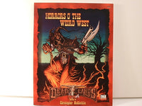 Deadlands D20 Horrors of the Weird West New EB Pinnacle NM/Mint