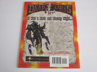 Deadlands The Weird West Marshal's Log Pinnacle 1022 1999 ESj