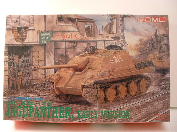 1:35 WW2 SdKfz 173 Jagdpanther Early Edition Dragon DML 9012 BB