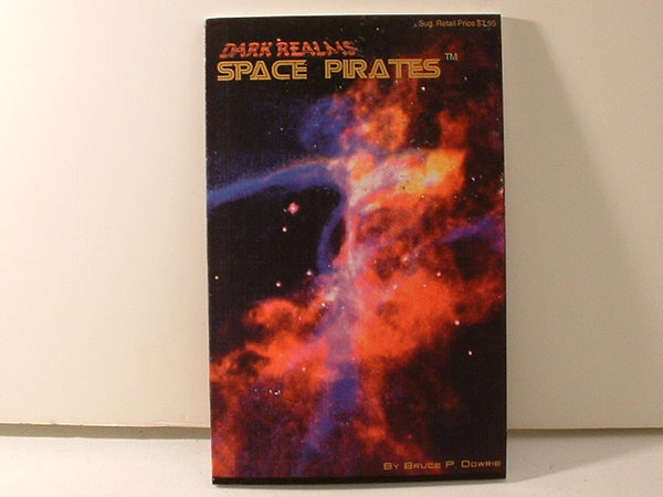 Dark Realms Space Pirates Sourcebook Science Fiction RPG New DC