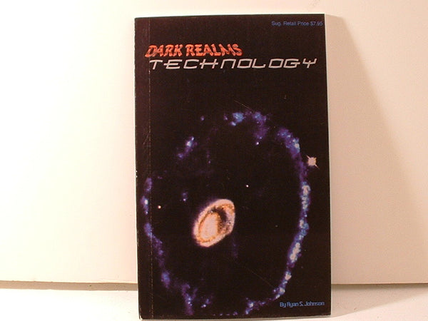 Dark Realms Technology Sourcebook Science Fiction RPG New DC