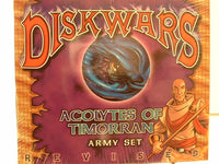 Diskwars Wargame Revised Army Set Acolytes of Timorran AC Sealed