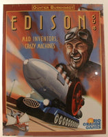 Edison & Company Family Game of Inventions New FA Rio Grande Games