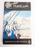 Far Traveller Magazine No 1 FASA 1982 GDW Traveller Science Fiction RPG CU-S