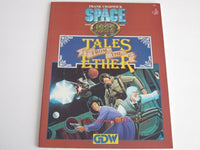 Space: 1889 Tales From the Ether 5 Adventures Victorian Sci Fi GDW 1901 1989 CUj-S