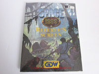 GDW Space: 1889 Referee's Screen Sealed Shrinkwrap GDW1981