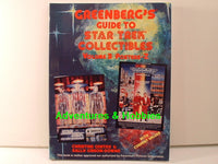 Greenberg's Guide to Star Trek Collectibles Vol 3 BD
