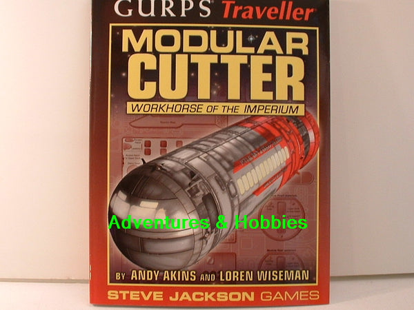 GURPS Traveller Modular Cutter Sourcebook New NM/Mint C5
