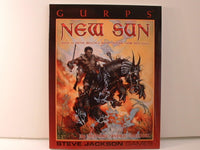 GURPS New Sun Science Fiction Sourcebook New OOP L5 Steve Jackson