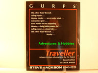 GURPS Traveller Core Rulebook 2 Ed New NMint B8 Steve Jackson Games