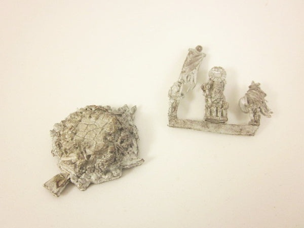 Warmaster Miniatures Undead Tomb King Throne 10mm Epic Games Workshop