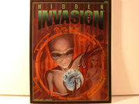 Hidden Invasion Science Fiction RPG Nightshift Games New OOP IB
