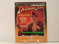 Indiana Jones Golden Goddess SOLO Adventure 1985 TSR Pulp OOP D8
