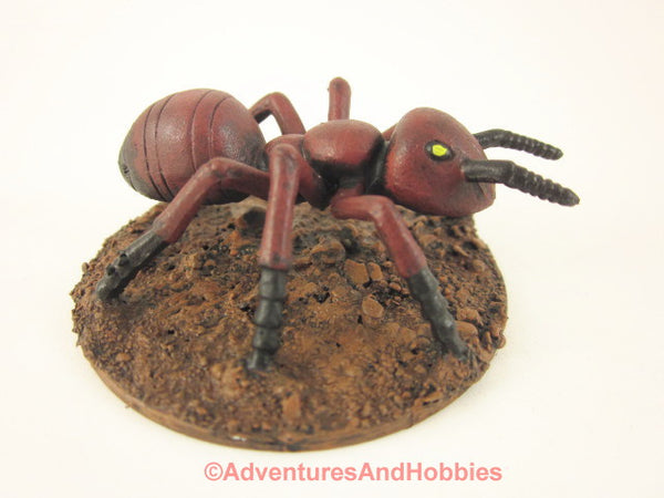 Giant Radioactive Queen Ant Monster Miniature M142 Horror Painted
