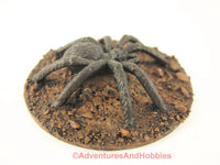 Large Brown Spider Monster Miniature M143 Horror Fantasy Painted