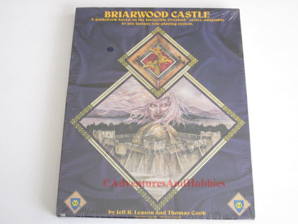 D&D Invincible Overlord Briarwood Castle Box Set Mayfair 108
