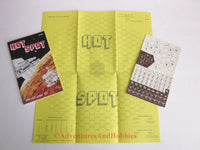 Hot Spot Microgame 15 Metagaming 1979 Tactical Science Fiction Game Unplayed AS