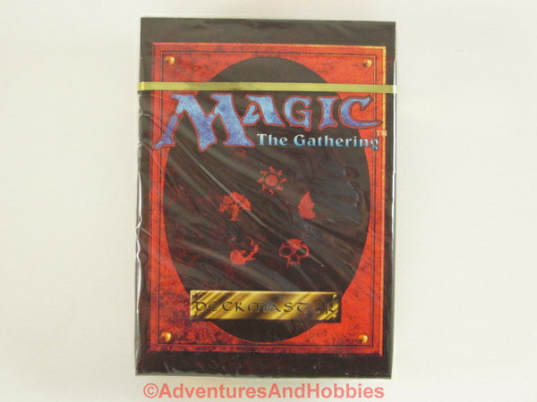 Magic: The Gathering 4th Edition Starter Deck English WotC 1995 G7 Sealed M:TG