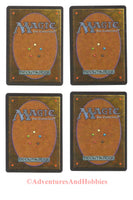Magic the Gathering MTG Argothian Pixies Antiquities Lot x4 Light Play CCG 232DU