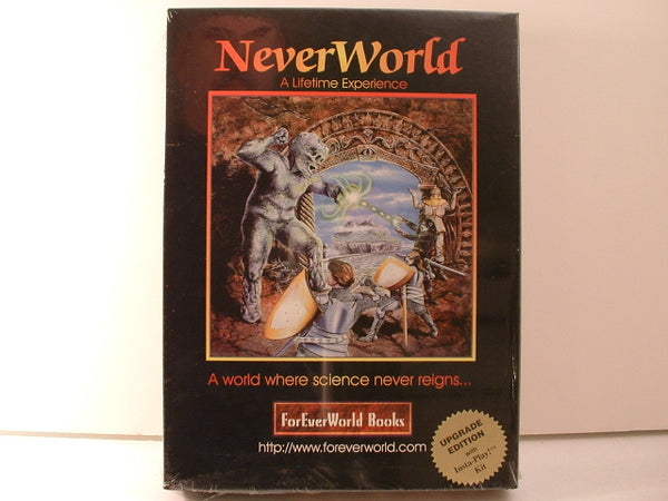NeverWorld Fantasy RPG Box Set New Sealed J5