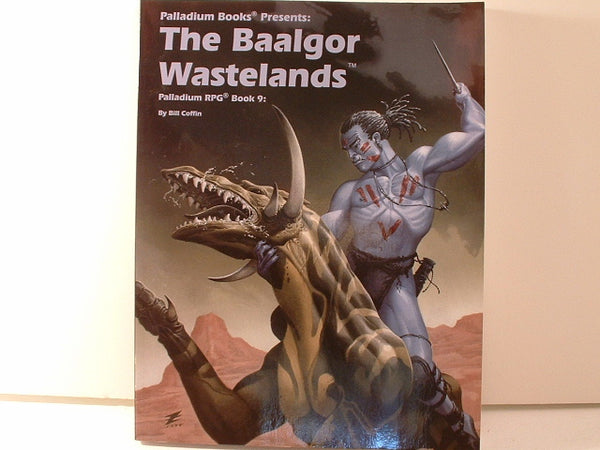 Palladium Fantasy RPG Baalgor Wastelands New NM/Mint A6
