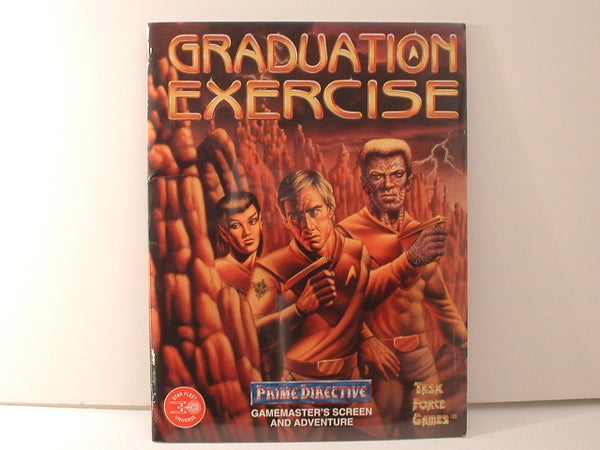Star Trek Prime Directive Screen and Graduation Exercise OOP KB